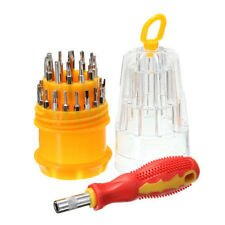 JS 31 in 1 Precision MAGNETIC MINI Screwdriver Set Phone Repair Kit Torx Tools