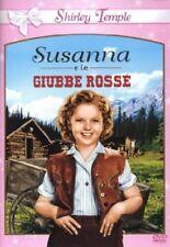 Fräulein Winnetou    -DVD-   Shirley Temple   -deutscher Ton-  #NEU#