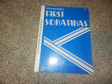 New ListingFirst Sonatinas Jane Bastien Music Through the Piano