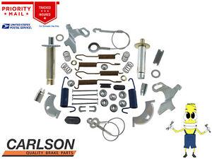 "Complete Rear Brake Drum Hardware Kit For Dodge Polara 1963-1968 w/3"" Shoe"