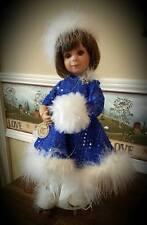 """!Virginia Turner Doll """"Julie D Skater""""!"""