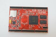 USED Olimex System on Chip Module w/ A20 Dual Core Cortex-A7 Processor 1GB DDR3