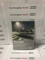 Genuine Audi A3 A4 A5 A6 A7 Q2 Q5 TT R8 MIB High Navigation Update 2016/17 maps.