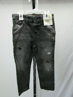 Genuine Kids By Oshkosh Boy's Toddler Skinny Jeans Black Size 3T New