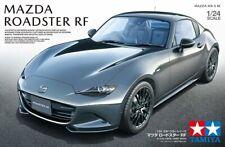 Tamiya 24353 1/24 Scale Model Sports Car Kit Mazda MX-5 RF Miata Roadster ND