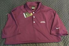 NEW Two Land Rover Embroidered Polo's Dri Fit Nike Golf Size Medium
