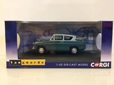 1/43 Ford Anglia 105e Deluxe Pompadour Bleu et Shark Bleu Va00132