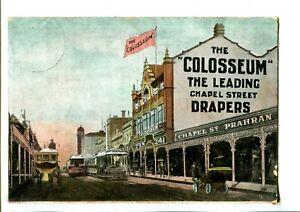 Prahran The Colosseum Draper Store Chapel Street c.1908 Advertising