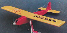 Little Mediator 1/2A / Electric Sport Plane Plans, Templates & Instructions 36ws