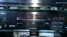 Kenwood DP-7090 CD-Player mit Fernbedienung, 32fs Fine D.r.i.v.e.