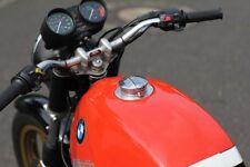 Tankdeckel Monza für BMW 90S-R100, R80/100R mit versenktem Tankdeckel