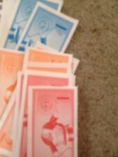 Monopoly Jr, Batch Of Play Money. Genuine Hasbro Games Parts.