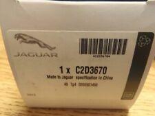Genuine Jaguar Engine Oil Filter Element C2D3670