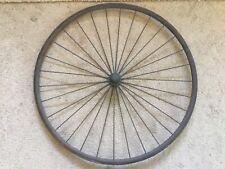 Antique Vintage Cart Pram Bicycle Wheel
