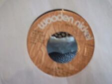 45A STYX LADY / CHILDREN OF THE LAND ON WOODEN NICKEL RECORDS