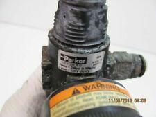 Parker (M# 14E13B13Fb ) Pneumatic Air Pressure Regulator 160Psi Pmax: 250Psi