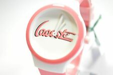 LACOSTE 2020131 SPRING PINK AND WHITE LADIES WATCH