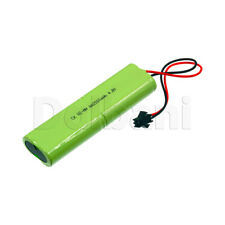 Rechargeable Battery Ni-MH AA with Cable 2 Pin 4.8V 2500mAh