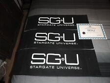 STARGATE  SGU   PROP DIRECTOR CHAIR BACK  SET  0001  PICK ONE 1 left