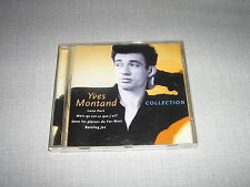 YVES MONTAND CD HOLLANDE COLLECTION LUNA PARK