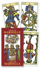 Tarot of Marseille Mini NEW Sealed 78 Cards Divination Traditional symbolism