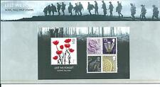 GB - PRESENTATION PACK - 2006 -  LEST WE FORGET - 90th ANNIV BATTLE OF THE SOMME