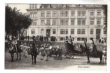 Char Romain - La Chaux De Fonds Photo Postcard c1910
