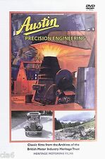 Austin Precision Engineering DVD 1930s motoring archives from Austin Motor *NEW