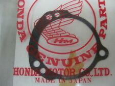 Honda NOS CT110 Gasket, Point Base #31392-121-630 a