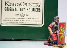 KING & COUNTRY ROMAN EMPIRE RO29-RE KNEELING WITH SWORD MIB