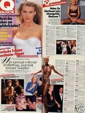 Quick 91/28 Brigitte Nielsen,Madonna