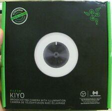 BRAND NEW! Razer Kiyo Full HD 1080p Streaming Camera With Illumination FREE SHIP