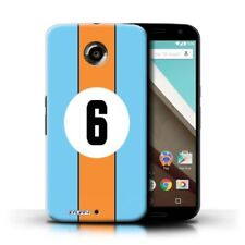 Blue Mobile Phone Fitted Cases/Skins for Huawei Nexus 6P