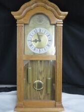 wall clock working well Westminster Tempus Fugit Quartz Chime Clock nice Works
