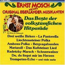 Ernst Mosch Das Beste der volkstümlichen Hitparade (1983/86) [CD]