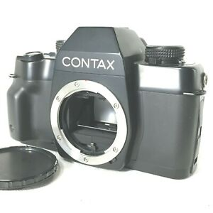 *near MINT* CONTAX ST 35mm SLR Film Camera Body Only from JAPAN