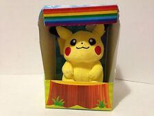 Pikachu Rainbow Series Japan Pokemon Center Plush 2010