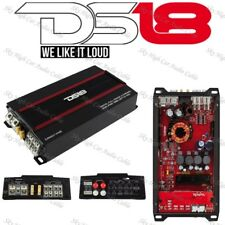 DS18 CANDY X4B 4 Channel Fullrange Amplifier 1600W Max Class D Mini Speaker Amp