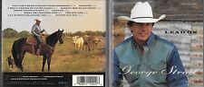 CD 10 TITRES GEORGES STRAIT LEAD ON 1994 USA MCAD-11092