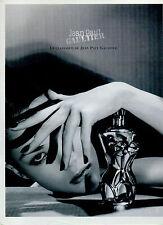 Publicité Advertising 1992  Parfum  JEAN PAUL GAULTIER le classique