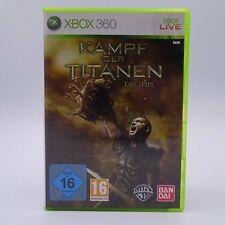 Kampf der Titanen Das Spiel Microsoft Xbox 360 PAL Spiel Game Perseus Abenteuer