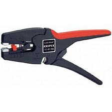 Knipex Multistrip 0.03 to 10.0 mm² self-adapting insulation stripper 195mm