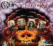 Four Of A Kind - Studio Album - Limited 500 - Purple Vinyl - OOP - Goblin