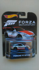 HOT WHEELS FORZA MOTORSPORT - PORSCHE 911 GT3 RS