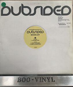 "Modeler - Island Life Rare 12"" House / Dance Vinyl Record Ex / Ex"