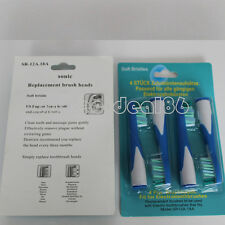 8 pcs Tooth brush Heads Replace for Braun Oral B SONIC Complete & Vitality SONIC