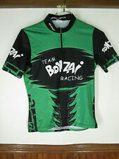 vtg Women's Sugoi Team Bonzai Racing Cycling Biking Kit Jersey Short Sleeve sz M