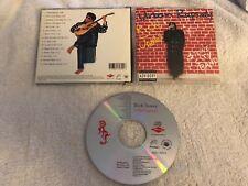 RICK JAMES URBAN RAPSODY ORIGINAL PRIVATE/MERCURY CD RARE OOP