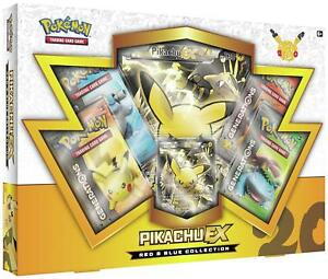 Pokemon Collection Box Assortment Kids Playing Card Box Collectables RANDOM SENT