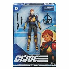 per-order G.I. Joe Classified Series Scarlett Action Figure
